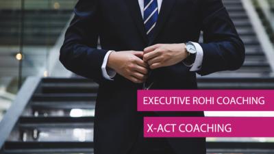 X-Act Coaching EXECUTIVE ROHI  COACHING